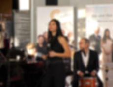 CC Trio mit Mariessa Hochzeitsmesse Kiel