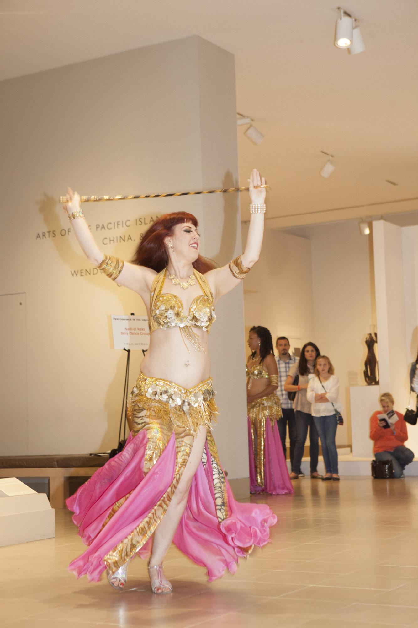 Dallas Belly Dance  - NaDi ELN oct 7