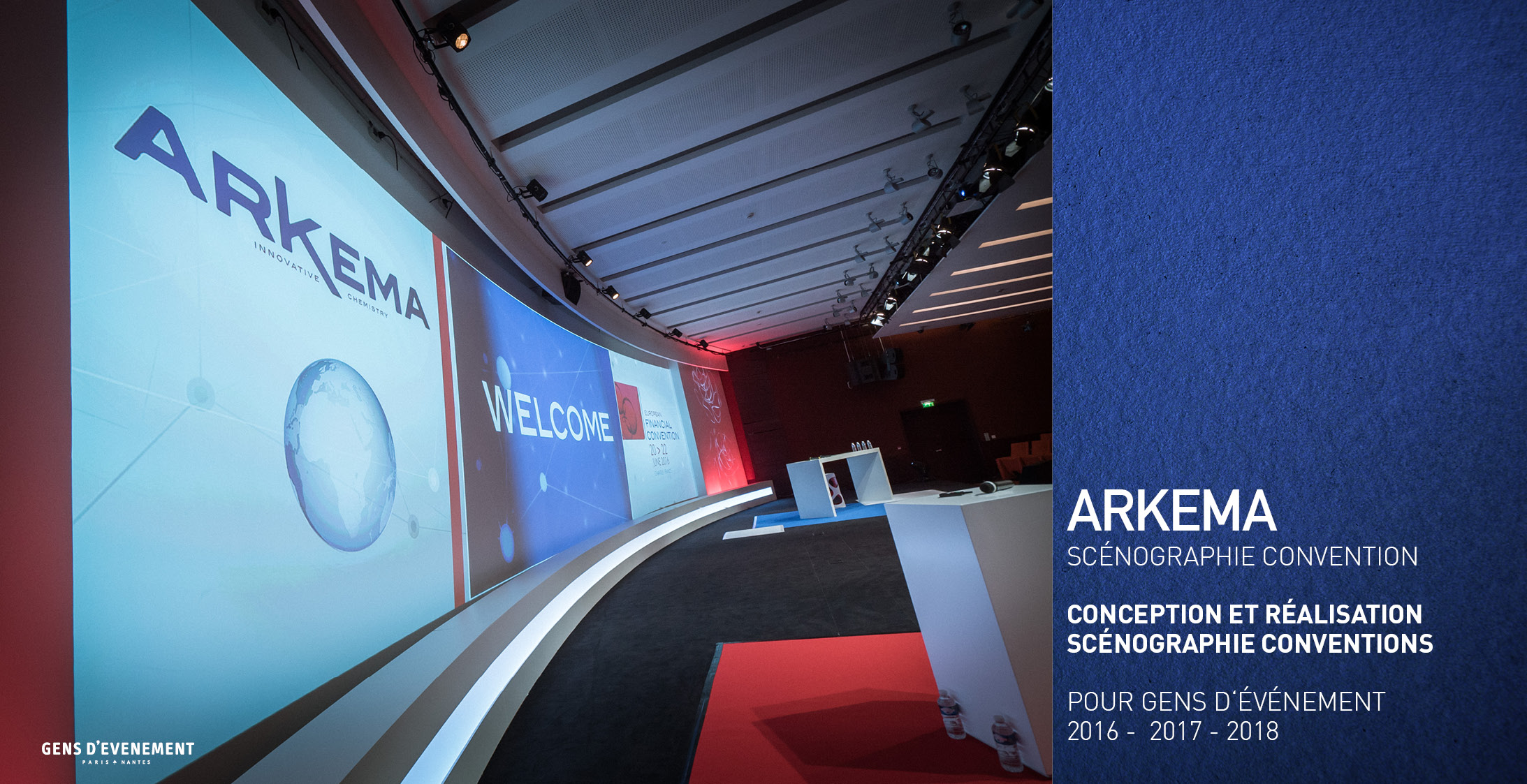 Convention Arkema