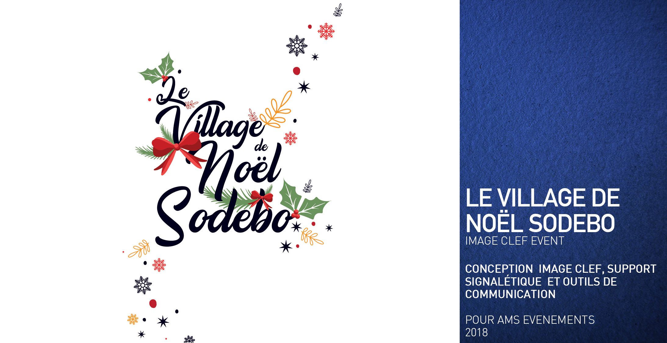 LE VILLAGE DE NOEL SODEBO - 2018