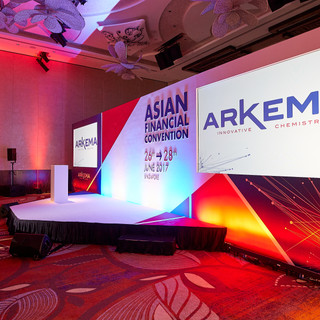 ARKEMA  CONVENTION SINGAPOUR - 2016 - 2017 2018