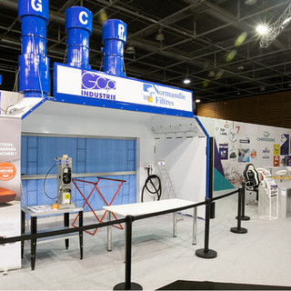 STAND SAS TOP CARROSSERIE - 2018