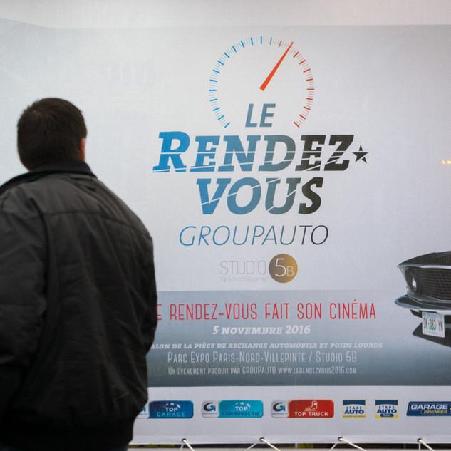 SALON LE RENDEZ-VOUS GROUPAUTO 2016 - 2018