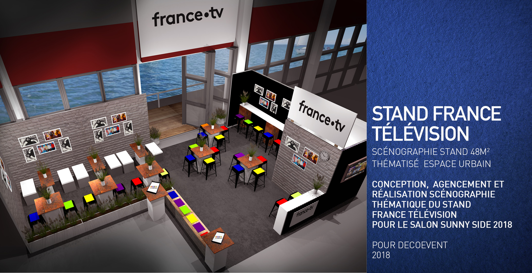 stand France Television 2018
