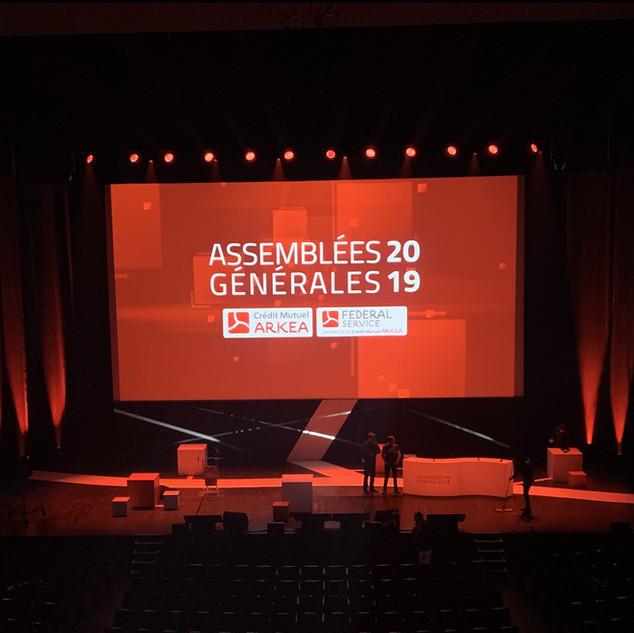 ASSEMBLEES GENERALES ARKEA 2019
