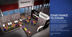 Stand France Télévision 2018