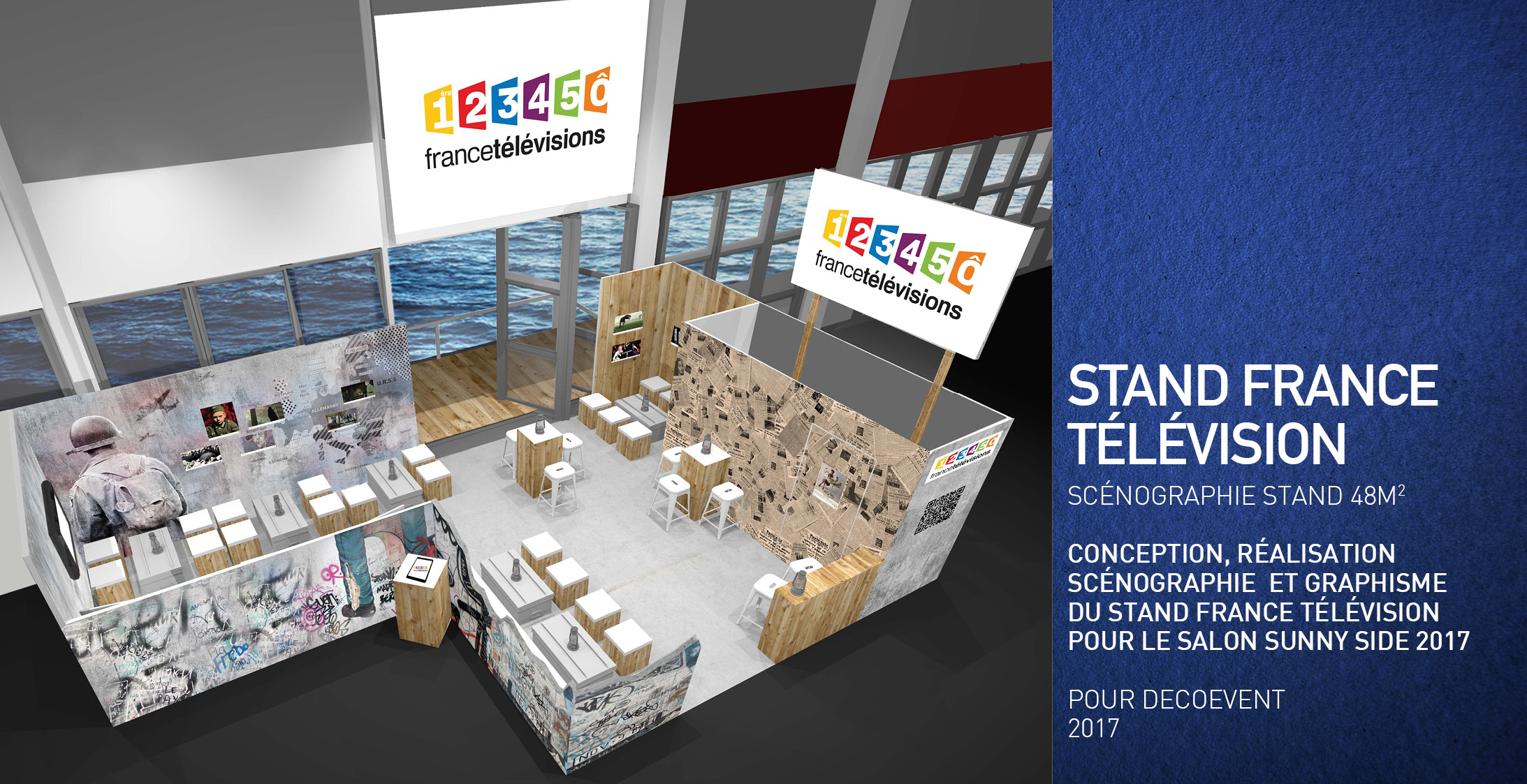 stand France Television 2017