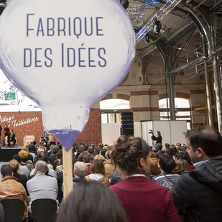 VILLAGE DES INITIATIVES FSE  PARIS 104 - 2019