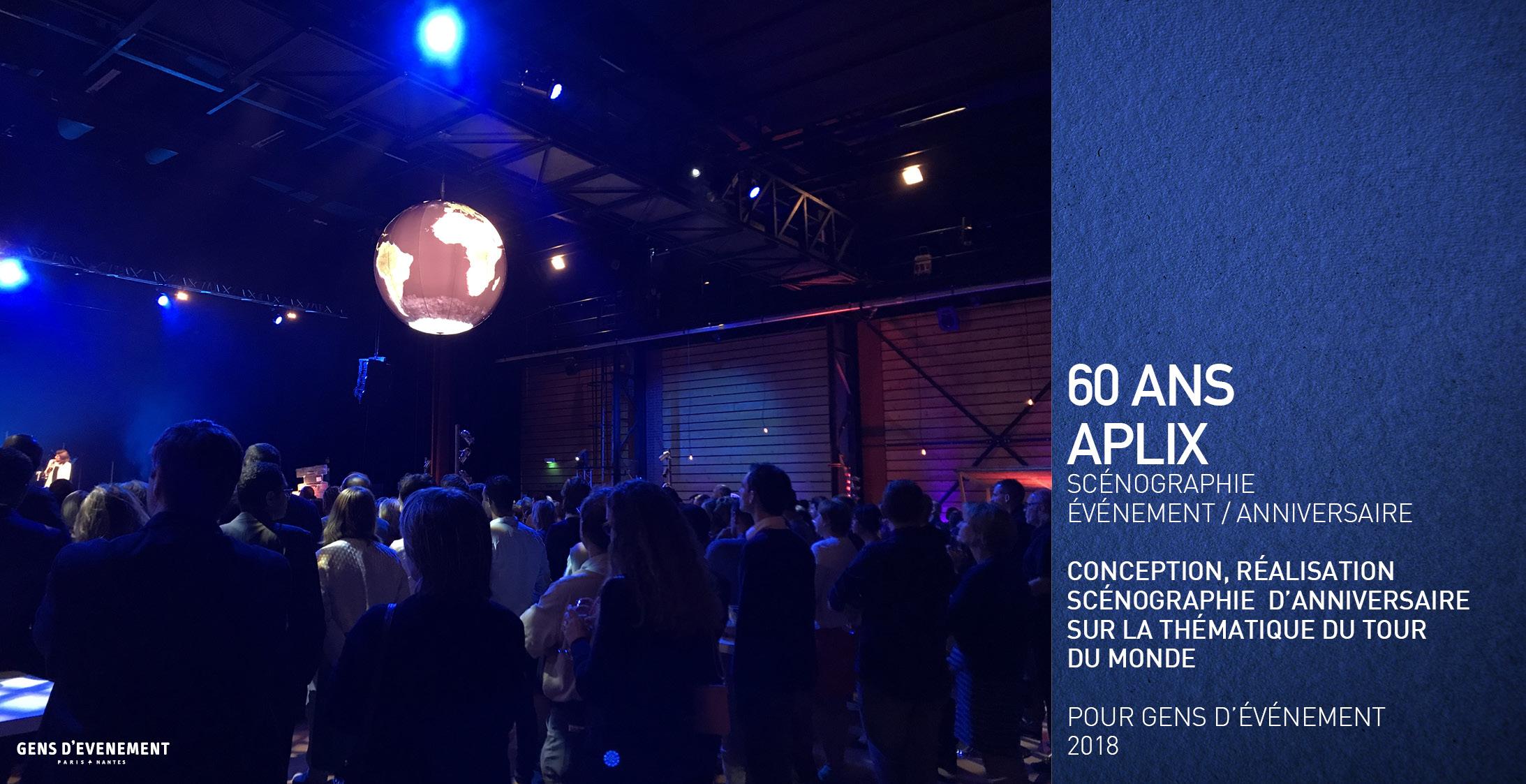 Aplix 60 ans