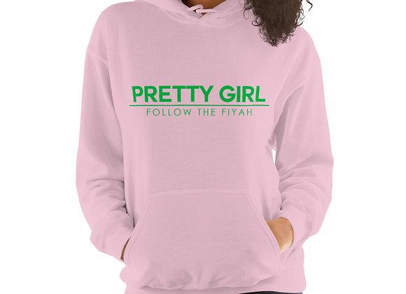Pretty Girl Unisex Hoodie