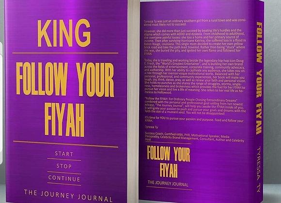 King Journey Journal for Him