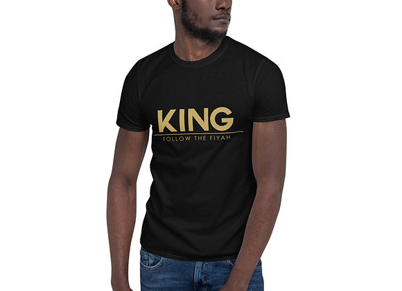 King Short-Sleeve Men's T-Shirt