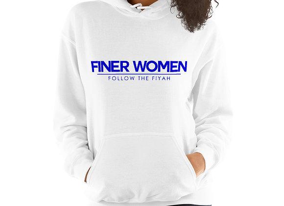 Finer Women Unisex Hoodie