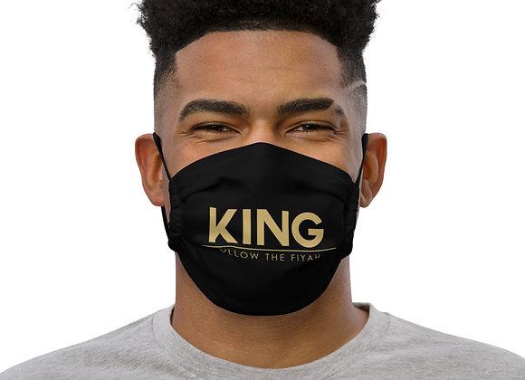 King Premium face mask