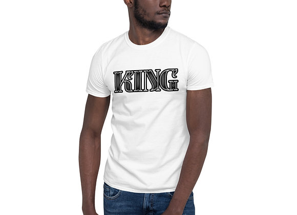 King White Men's Short-Sleeve T-Shirt