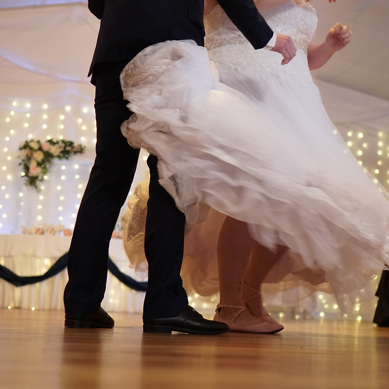 First Dance Lessons (JULY/AUGUST)