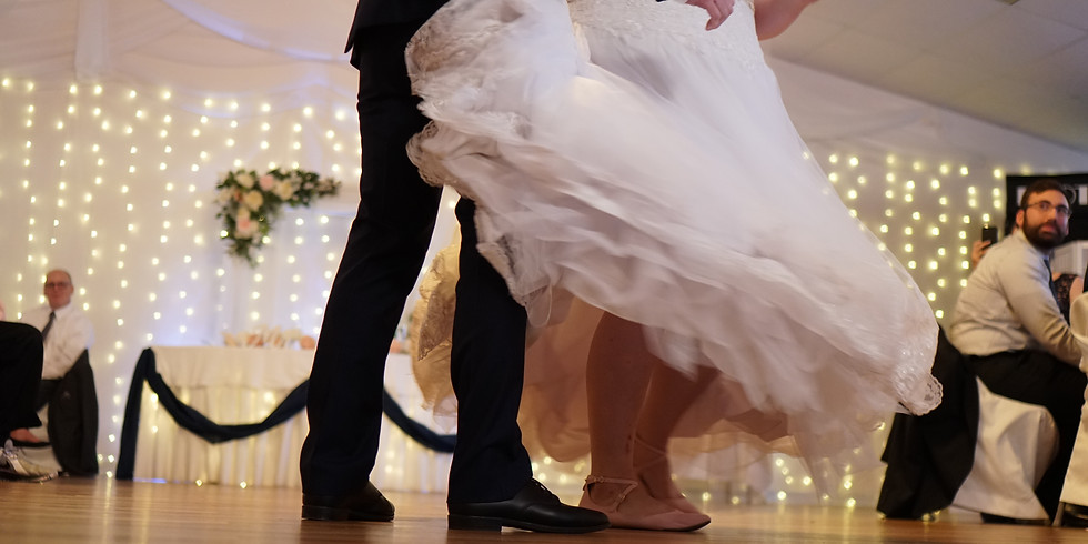 First Dance Lessons (JUNE/JULY)