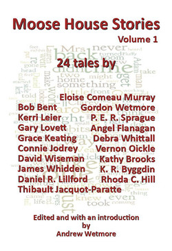 Cover of Moose House Stories volume 1