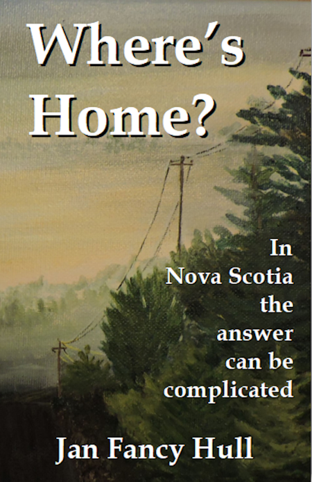"cover of ""Where's Home?"""