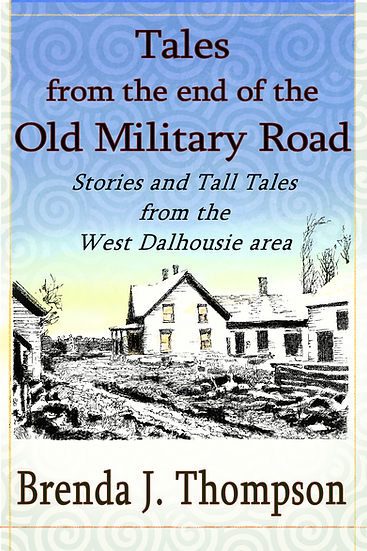Tales from the End of the Old Military Road