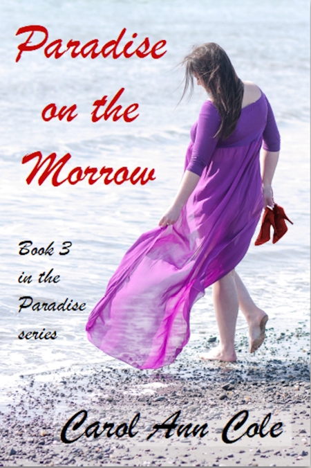 "cover of ""Paradise on the Morrow"""