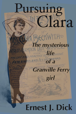 Front cover of Pursuing Clara