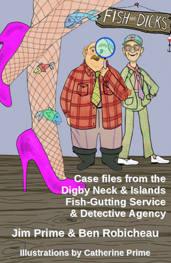 Fish and Dicks front cover
