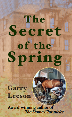 The Secret of the Spring cover