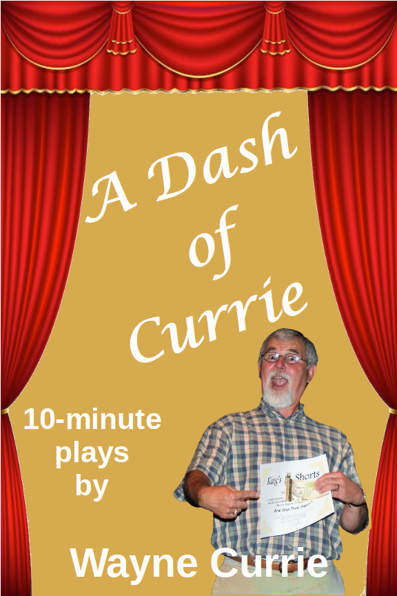 "Cover of ""A Dash of Currie"""