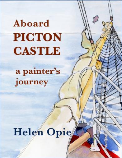 Aboard Picton Castle