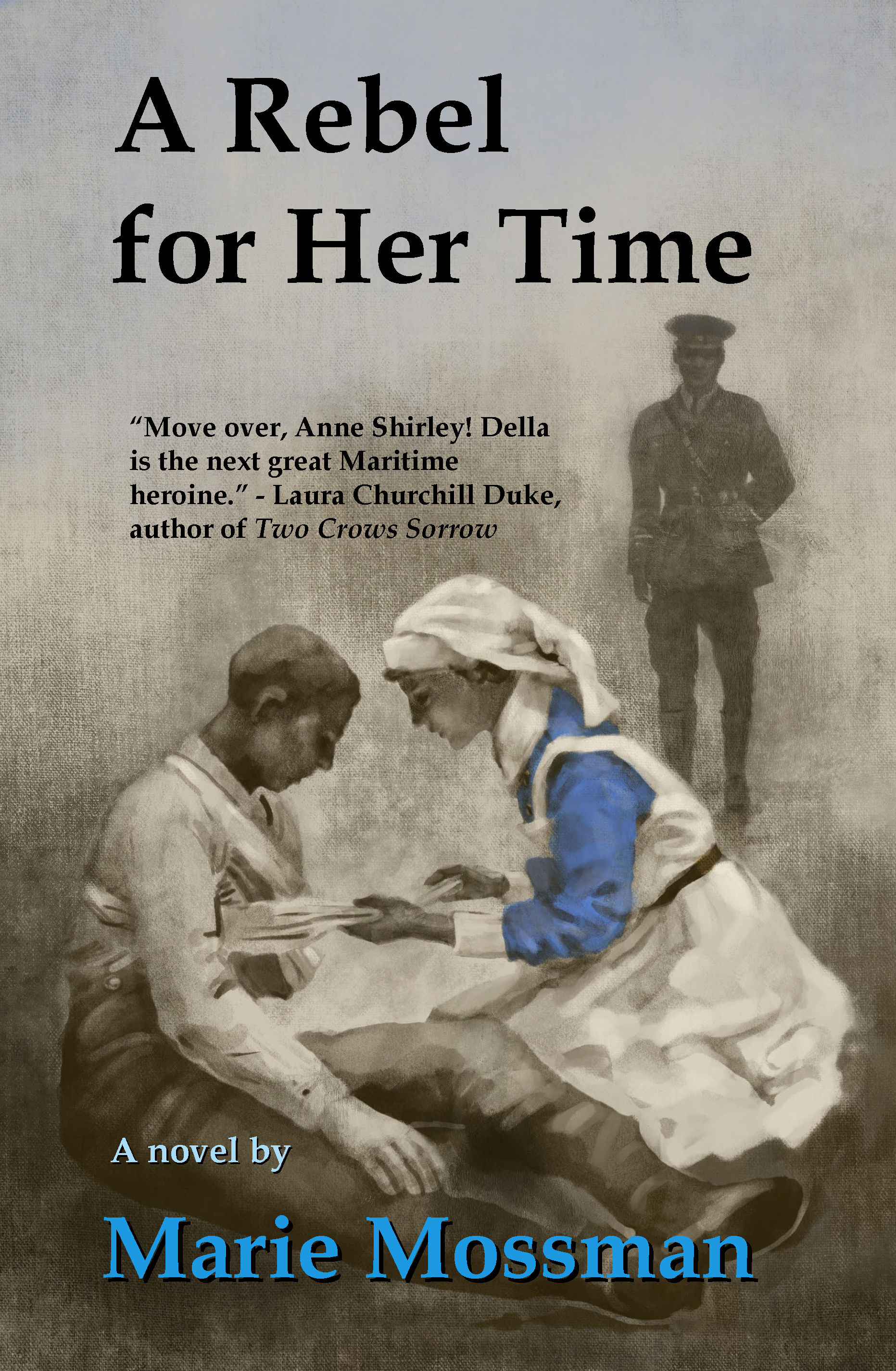 A Rebel for her Time frontcover1600