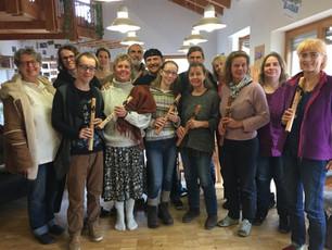 Flötenworkshop am Wochenende