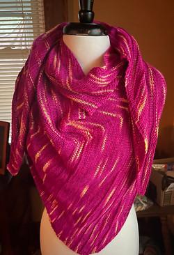 Scarf-Shawl-Yarn-Knitting