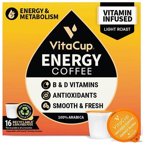 VitaCup Energy 16ct