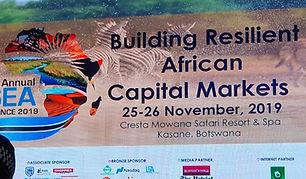 23rd Annual African Securities Exchanges Association (ASEA) Conference
