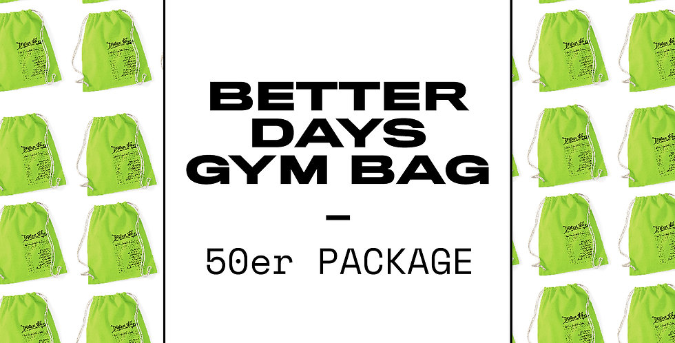 BDGB 50er Package