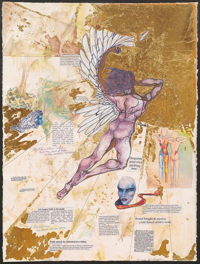Kintsugi III ~ Icarus