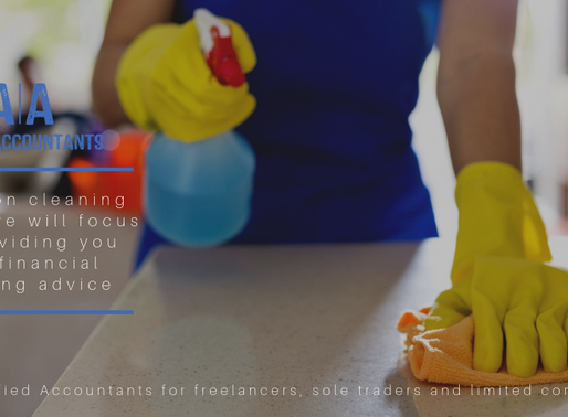 Accounting and Bookkeeping Tips for Cleaning Services