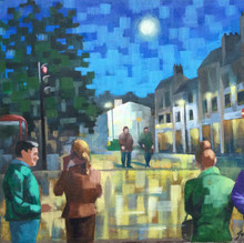 Waiting for the Lights - £300