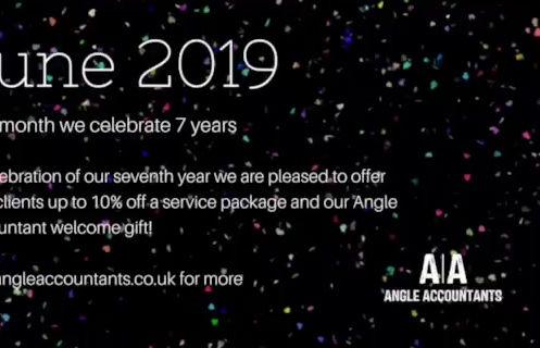 7 Years of Angle Accountants