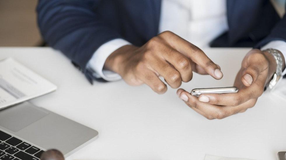Angle Accountants homepage image