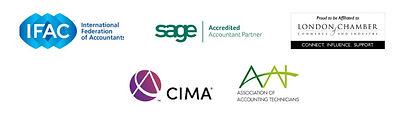 Angle Accountants Accreditations