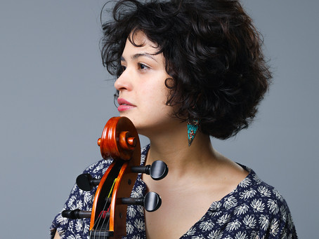 Jazz Rhône Alpes - Ana Carla Maza à BatÔjazz - Chronique