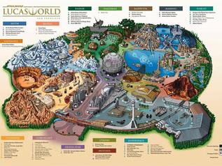 Disney anuncia parque temático Star Wars