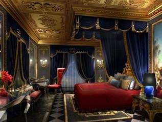 Un hotel con cuartos de 7 millones de dólares