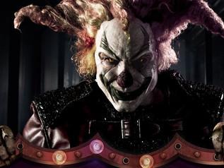 Halloween Horror Nights. Para los amantes del terror!