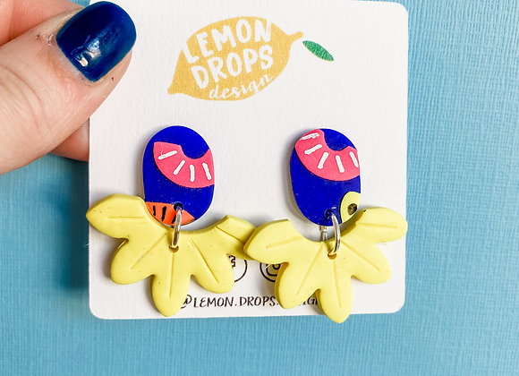 Playtime Flower Drops - Yellow