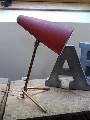 Lampe cocotte années 50.
