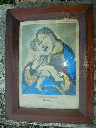 """""""Vierge à l'enfant"""". Ref.S0304"""