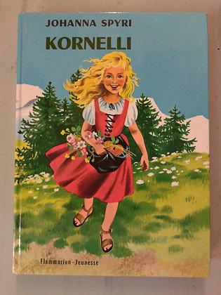 Kornelli Johanna Spyri 1962. Ref.0722D